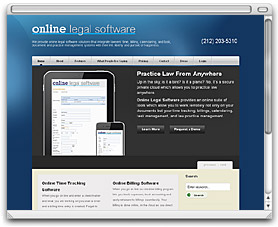 Online Legal Software