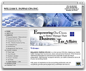 William E. Pappas - C.P.A