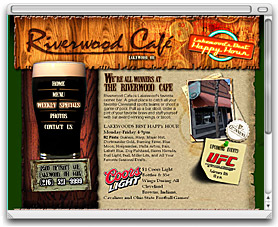 Riverwood Cafe Lakewood, Ohio